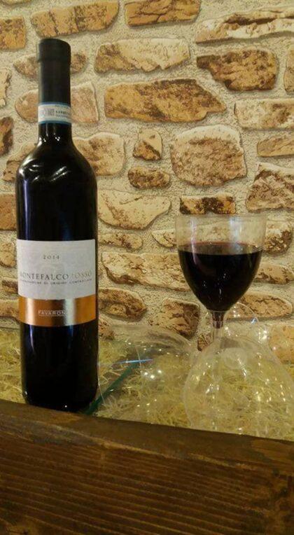 vino rosso montefalco